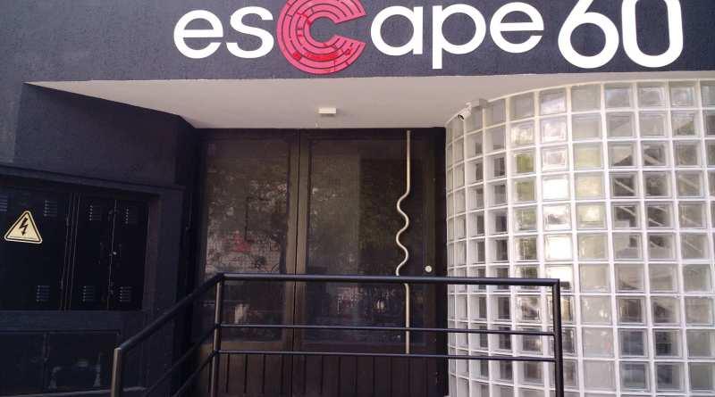 Escape 60 na Zona Sul de São Paulo