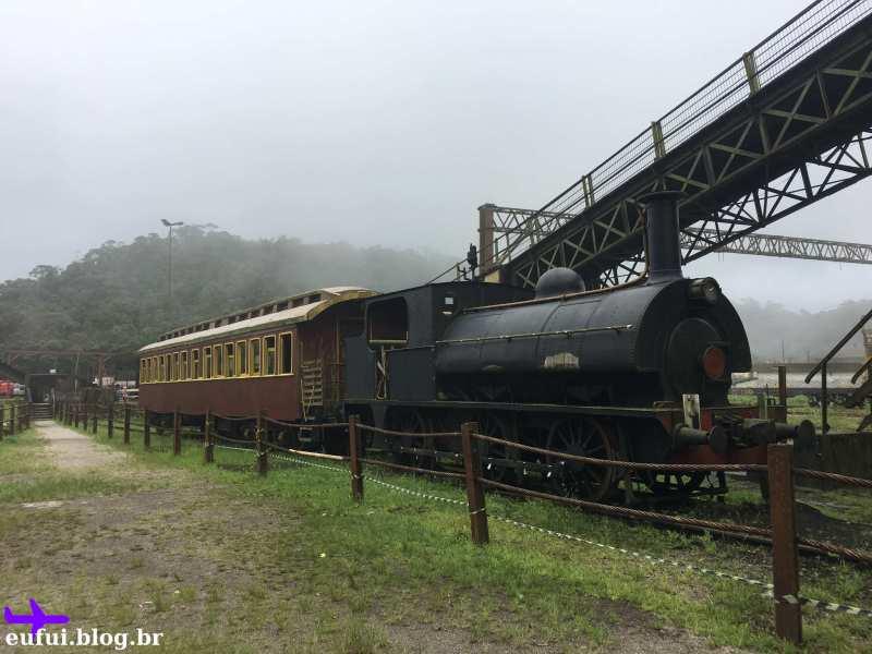 paranapiacaba são paulo trem maria fumaça