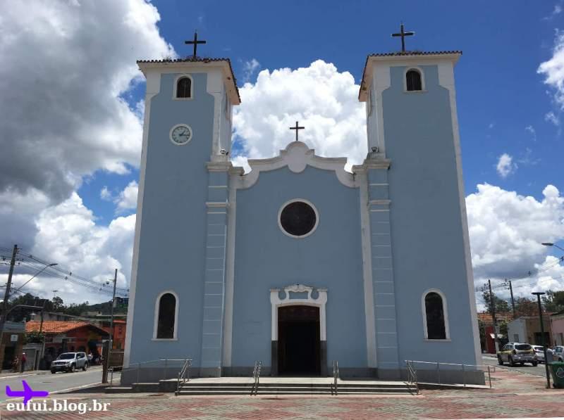 Igreja da Matriz de Guararema - São Paulo