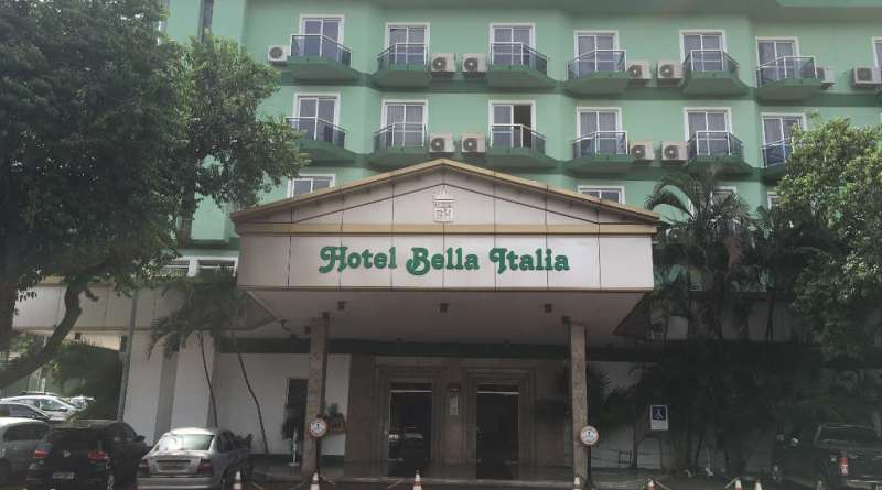 Hotel Bella Italia em Foz do Iguaçu