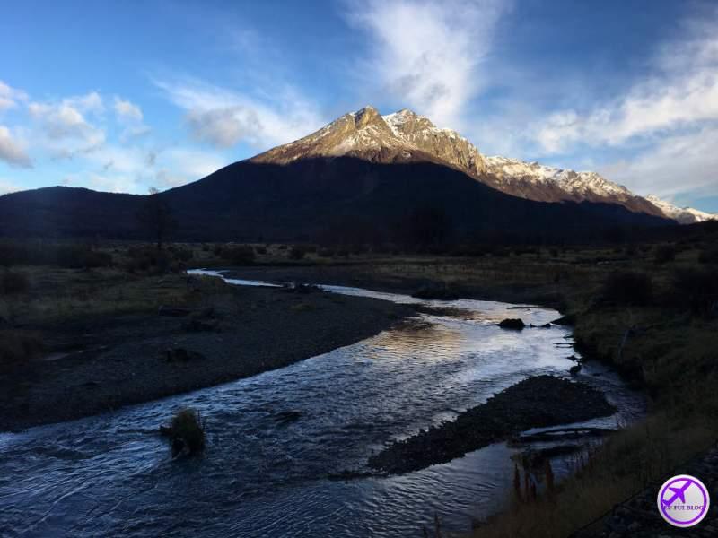 Trem do Fim do Mundo em Ushuaia - Rio Pipo