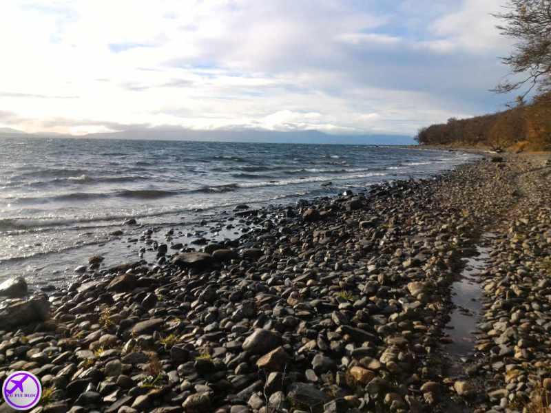 4x4 em Ushuaia - Trilha no Lago Fagnano - Argentina