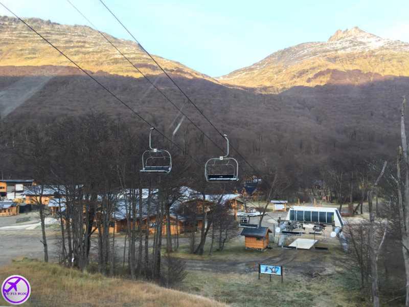 4x4 em Ushuaia - Cerro Castor na Ruta 3 - Argentina