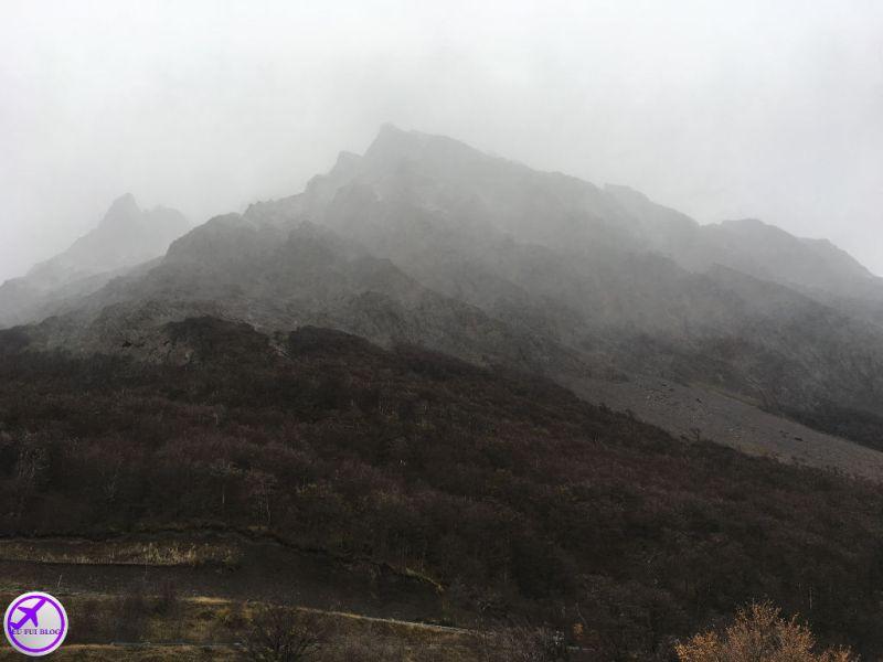 Monte Olivia - Filme O Regresso em Ushuaia - Argentina