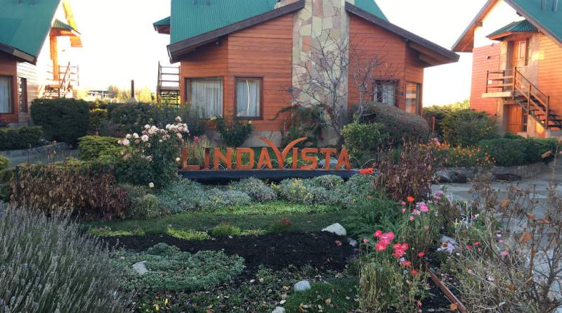 Hotel Linda Vista em El Calafate na Argentina