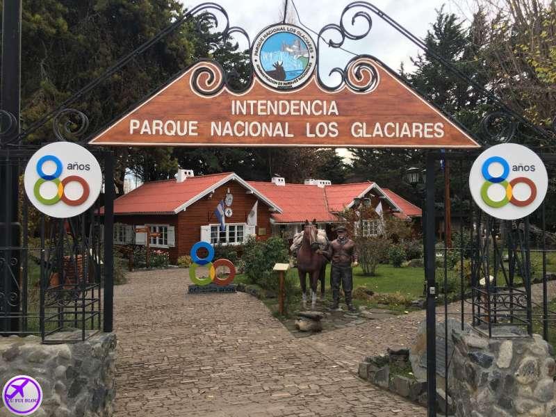 Administração do Parque Nacional Los Glaciares em El Calafate
