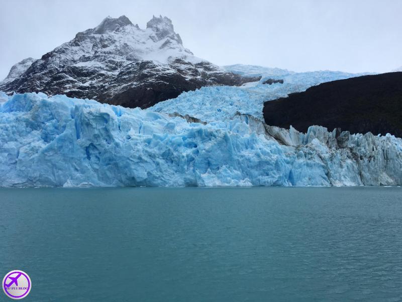 Glaciar Spegazzini - Rios de Hielo em El Calafate - Argentina