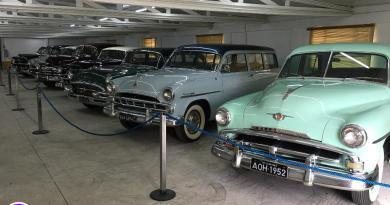 Museu do Automovel de Curitiba - Paraná