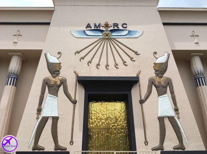 AMORC - Museu Egípcio de Curitiba - Paraná