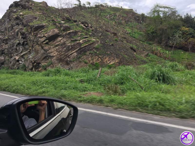 Road Trip - São Paulo para Curitiba - Paisagem