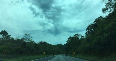 Road Trip - São Paulo para Curitiba - Estrada