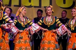 Ansamblul Pirin - Bulgaria