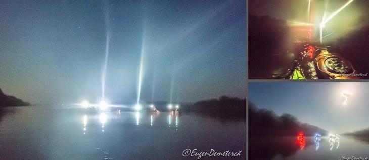 21 noapte pe Dunare - Cu caiacul, din Deltă până la mare
