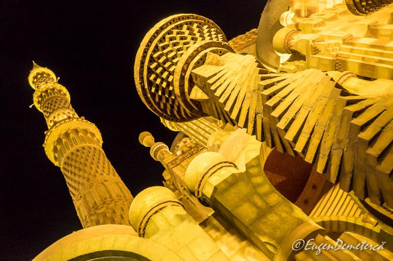 Moschee Sharm2 - Egipt, destinaţia pentru vacanţe exotice la super-preţuri!