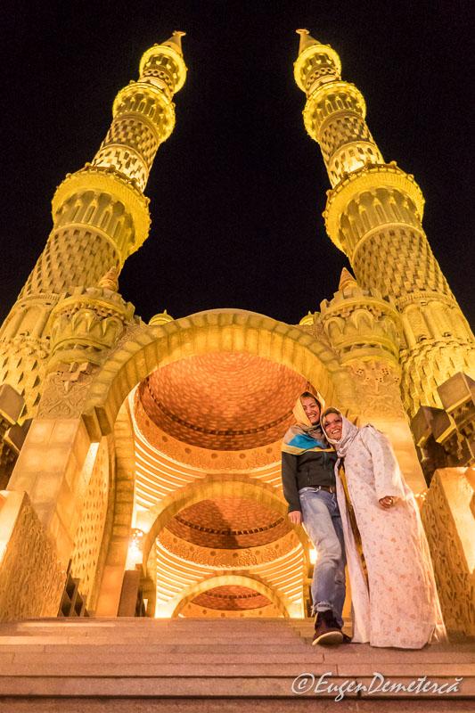 Moschee Sharm3 - Egipt, destinaţia pentru vacanţe exotice la super-preţuri!