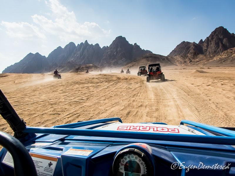 POV buggy - Egipt, destinaţia pentru vacanţe exotice la super-preţuri!