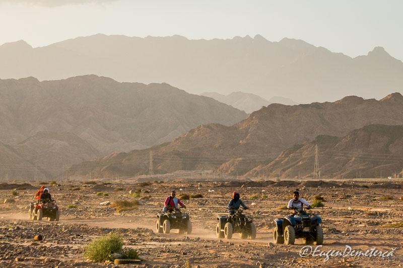 Seara cu ATV uri Egipt - Egipt, destinaţia pentru vacanţe exotice la super-preţuri!