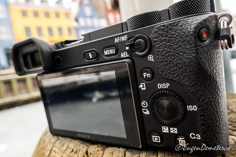 Sony A6500 back buttons - Sony A6500, cea mai bună cameră foto mirrorless?