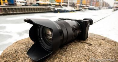 SonyA6500 cover - Sony A6500, cea mai bună cameră foto mirrorless?