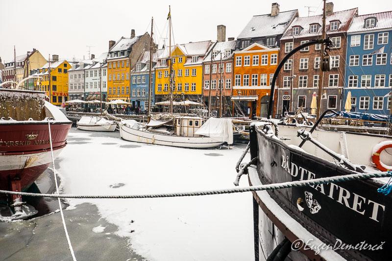 1090458 - Copenhaga, printre nămeți primăvărateci