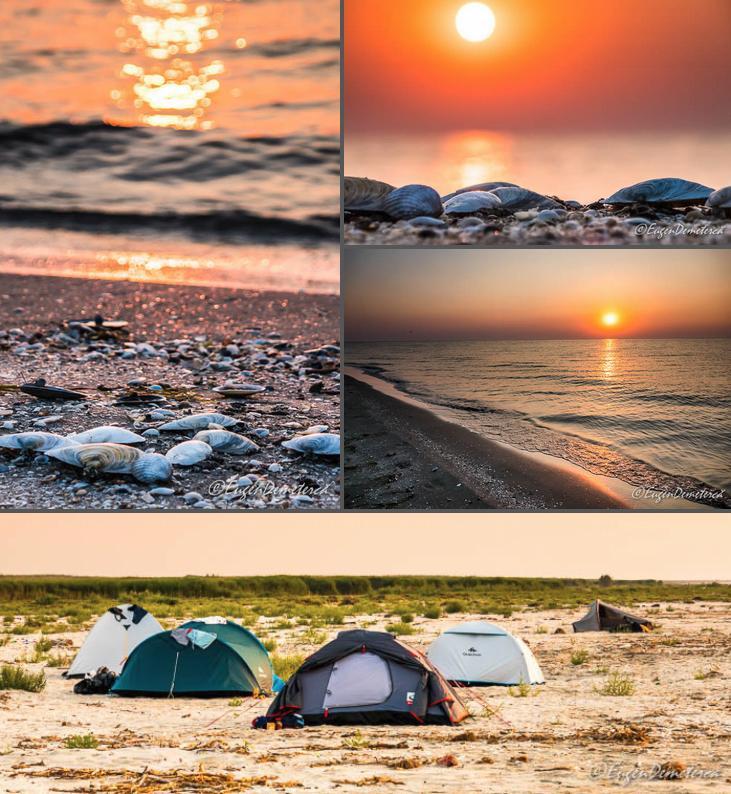 17 Plaja Mare 1 - Cu caiacul, din Deltă până la mare