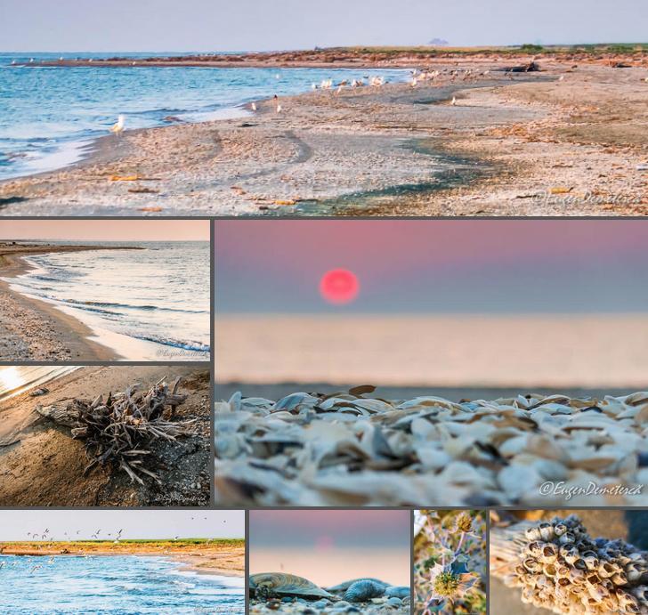 17 Plaja Mare 2 - Cu caiacul, din Deltă până la mare