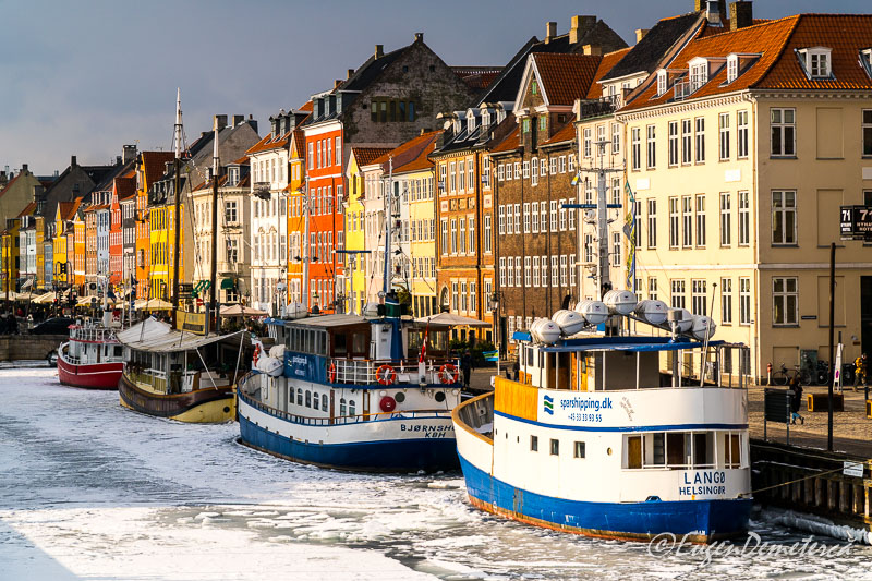 DSC0005 - Copenhaga, printre nămeți primăvărateci