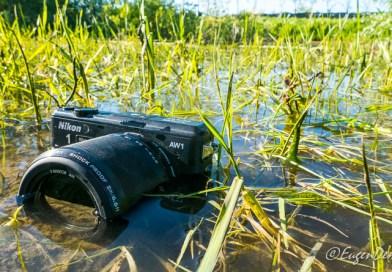 Nikon 1 AW1: rezistent la aventură!