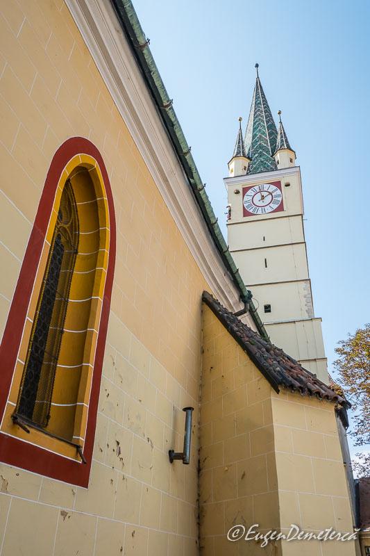 1160713 - Mediaş: perla ascunsă a colinelor Transilvaniei