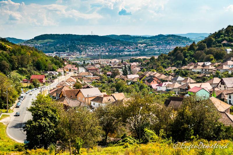 1160765 - Mediaş: perla ascunsă a colinelor Transilvaniei