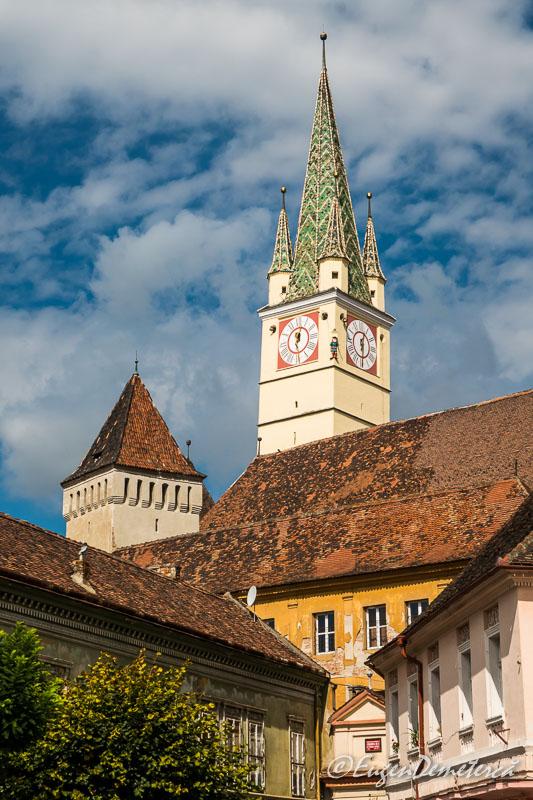 1160881 - Mediaş: perla ascunsă a colinelor Transilvaniei
