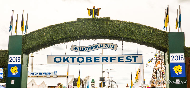 Intrare Oktoberfest