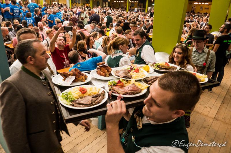 Mancare la Oktoberfest