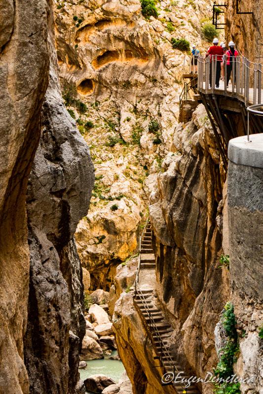 Caminito del Rey - scari 2