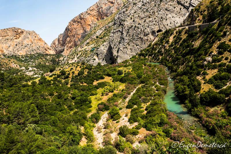 Caminito del Rey - Valea Portocalei
