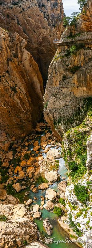 Caminito del Rey - panorama2