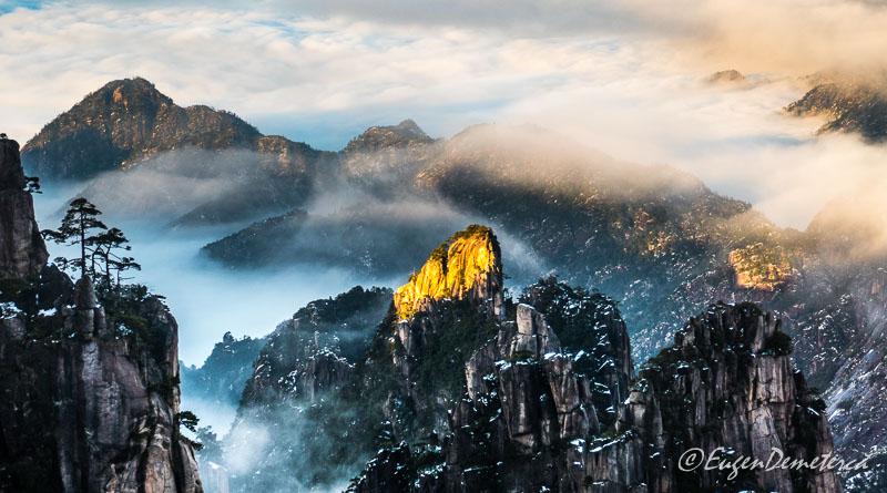 Coperta Huangshan