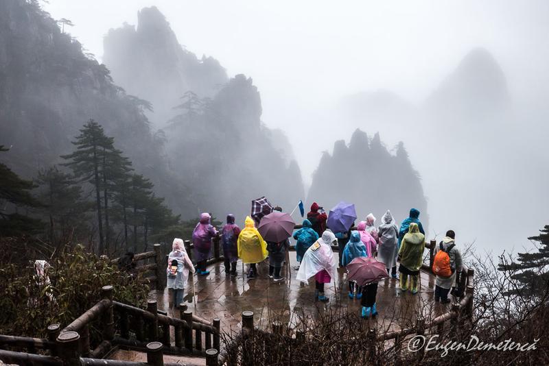 1210397 - Huangshan- munţii cu peisaje din altă lume