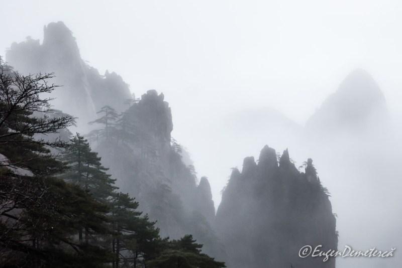 1210400 - Huangshan- munţii cu peisaje din altă lume
