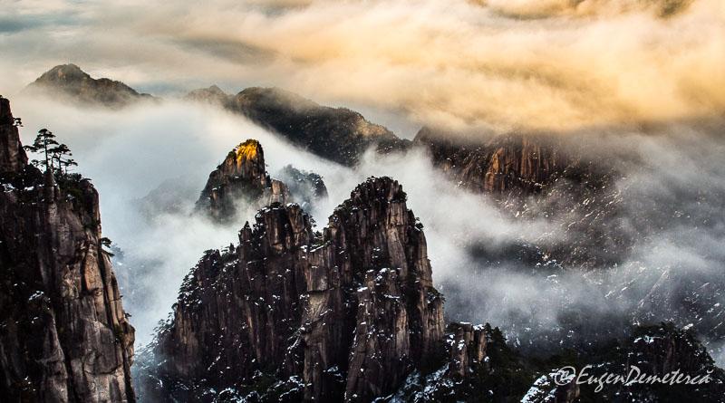 P1030193 - Huangshan- munţii cu peisaje din altă lume