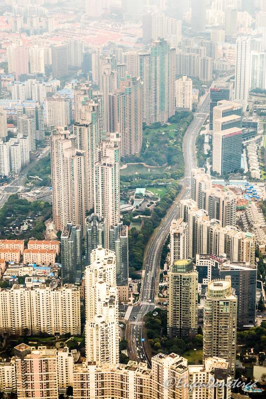 Shanghai de sus zgarienori