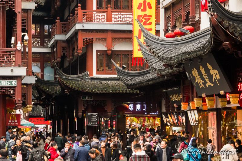 Sahnghai - Yuyuan bazar