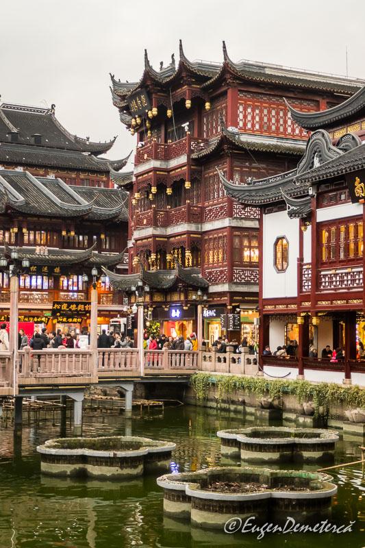 Shanghai - gradina Yuyuan 2