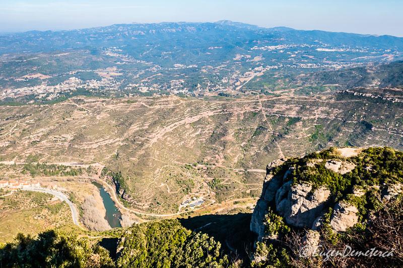 Montserrat - peisaj 4