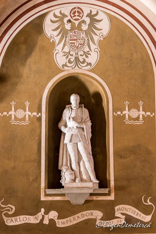 Montserrat - sculptura clasica
