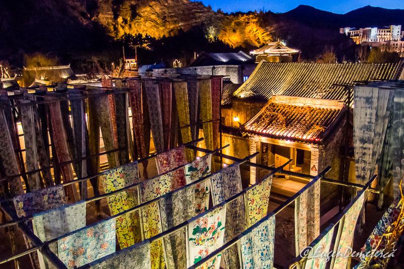 Casa cu matasuri in Guubei