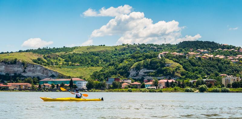 1260857 - Cu caiacul, de la Olt la Dunăre