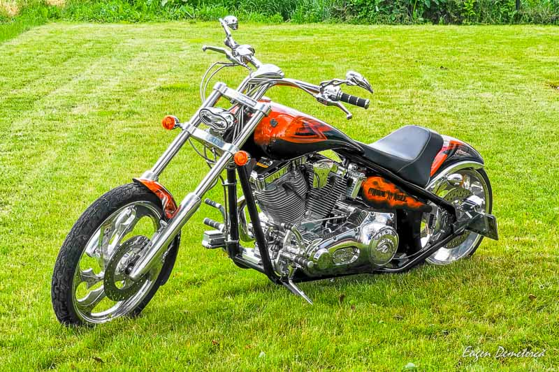 American chopper - Iron horse