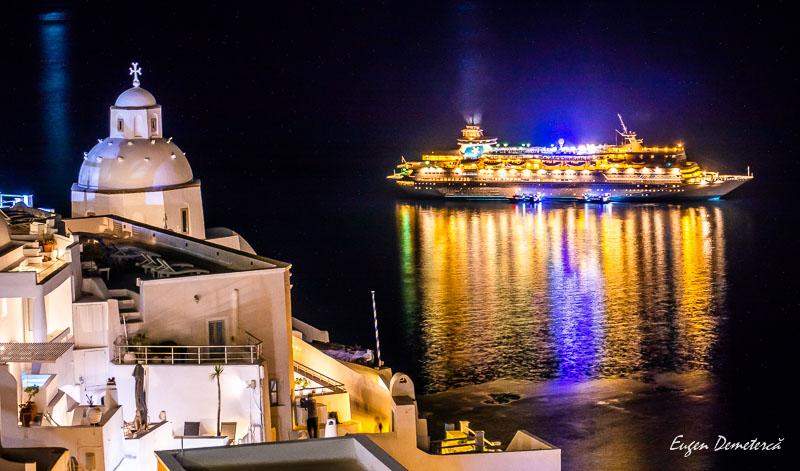 1000163 - Santorini, spectacolul Cicladelor