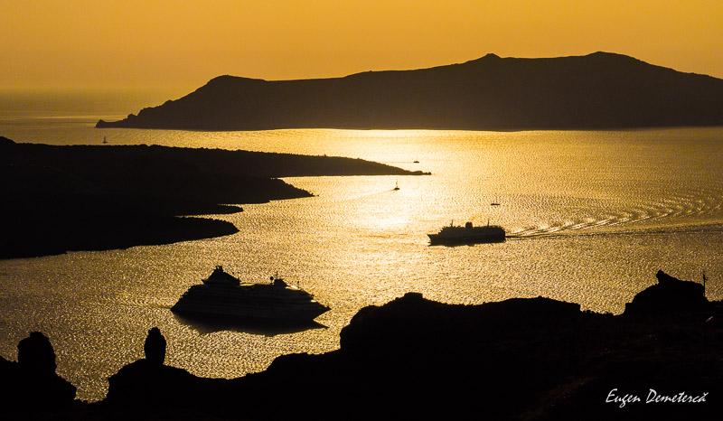 1000431 - Santorini, spectacolul Cicladelor